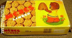 Mézes linzer (80's)