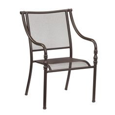 Hampton Bay Mix and Match Stack Patio Dining Chair - $49 each - The Home Depot