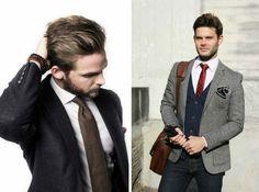 Anzug mit oder ohne Weste Krawatte Business Look