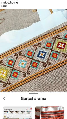 Bargello, Cross Stitch Flowers, Embroidery, Blanket, Towels, Craft, Geometric Drawing, Bookmarks, Hardanger