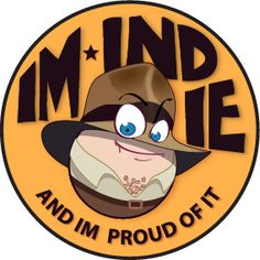 Get your #imindie badge, and join us!