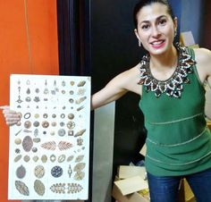 Jewelry Making Supplies: Treasure Hunting for Vintage Metal Stampings, Crystals, Chain & More in NYC repost from Jewelry Making Daily October 14, 2016Tammy Jones 8 My goodness, what an adventur…