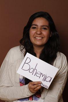 Bohemia, Adriana Elizondo, FCQ, Estudiante, Monterrey, México.