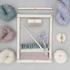 Learn to frame weave tapestry. Beginners learn to weave 2019 Weaving Loom The post Weaving Loom Kit. Learn to frame weave tapestry. Beginners learn to weave 2019 appeared first on Weaving ideas. Weaving Tools, Loom Weaving, Tapestry Weaving, Diy Girlande, Small Cushions, Etsy Crafts, Yarn Crafts, Etsy Uk, Craft Kits