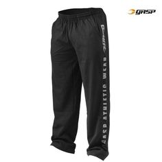 The GASP Jersey Training is perfect for the gym. If your quick we can dispatch them the same day plus FREE delivery https://www.globalgymwear.com/collections/gasp-pants/products/gasp-jersey-training-pants?variant=8292443843