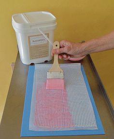 Sugar Veil realistic fabric bow step-by-step