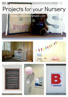 Baby Nursery Projects