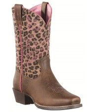 10010911 Ariat Kids Boots at Cowtown Cowboy Outfitters. www.cowtowncowboy.com