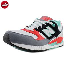 446 80s Running, Sneakers Basses Mixte Adulte, Gris (Light Grey), 37 EUNew Balance
