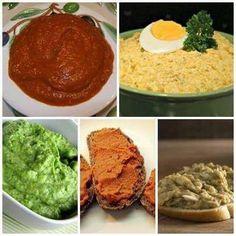 SZENDVICSKRÉMEK Reg-Enor kúrára, ami tökéletes választás egy jó kis pirítóshoz! TEPERTŐKRÉM EGYSZERŰEN Hozzávalók: - 15 dkg darált tepertő - 1 nagy csipet só - Guacamole, Eat, Ethnic Recipes, Food, Seaweed, Food Food, Essen, Meals, Yemek