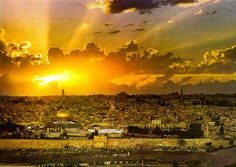 Jerusalem, arise shine for your light has come and the glory of the Lord has risen upon you.