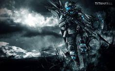 Titanfall Soldier Wallpaper