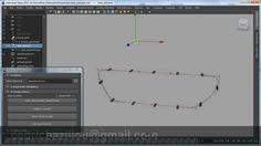 Robust space computation with a splineMatrix on Vimeo