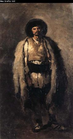 Nicolae Grigorescu (May was one of the founders of modern Romanian painting. He was born in Pitaru, (judeţ. Independence War, Create Icon, Romania Travel, Art Society, Country Landscaping, Egypt Travel, Child Face, Renoir, Landscape Paintings
