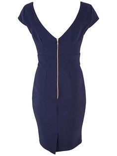 V Neck Pleat Waist Dress Girl Birthday, Personal Style, Dressing, Dresses For Work, V Neck, Black, Fashion, Moda, Black People