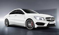 Mercedes-AMG CLA 45 4MATIC | $100k
