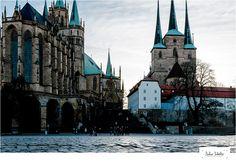 Erfurt X by Sabine Scheller, via 500px