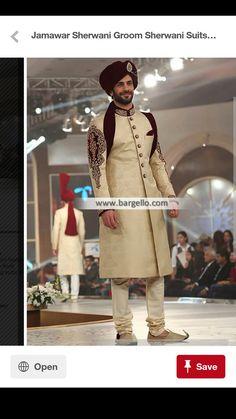 Sherwani Groom, Suits, Sweaters, Wedding, Dresses, Fashion, Valentines Day Weddings, Gowns, Moda