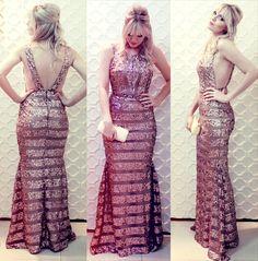 vestido madrinha - Rita Prado