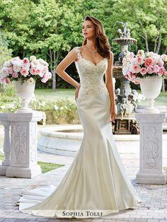 Sophia Tolli - Fontana - Y21662 - All Dressed Up, Bridal Gown