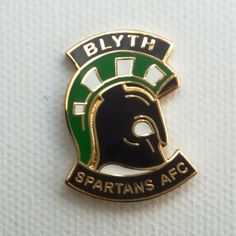 Blyth Spartans, a non-League club from the 7th tier of England's football pyramid