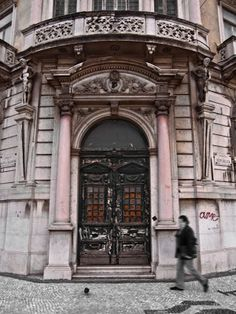 ruin'arte: Palacete na Praça Duque de Saldanha - Lisboa