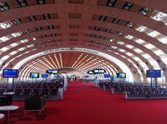 CDG - Paris Charles De Gaulle Airport