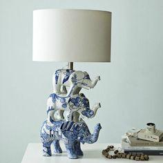 Shirley Fintz Table Lamp