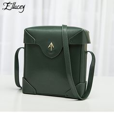 2017 Designer Famous Brand Women Bags Real Genuine Leather Women Messenger Bag Arrow Small Flap Crossbody Bags For Women