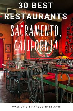 30 Places Where To Eat In Sacramento