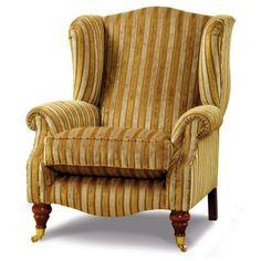 35 best winged armchair images painted furniture arredamento rh pinterest com