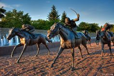 Thoroughbred Park, Lexington Kentucky