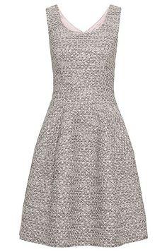 Ärmelloses Kleid aus Baumwoll-Mix: 'Konella-1', Hellrosa