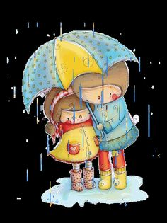 Discover & share this Animated GIF with everyone you know. GIPHY is how you search, share, discover, and create GIFs. Cozy Rainy Day, Rainy Night, Umbrella Art, Under My Umbrella, Gifs, Gif Animé, Animated Gif, Art Et Illustration, Illustrations