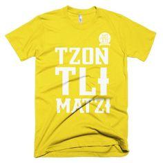 Tzontlimatzi Short sleeve t-shirt (Unisex)