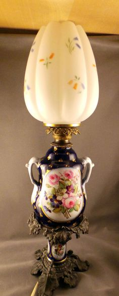 in Antiques, Antique Furniture, Lamps