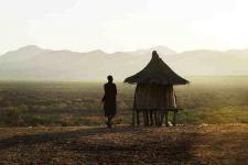 ethiopie zonsopkomst stammen zuiden Fair-2
