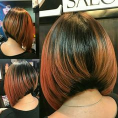 """It can not be repeated enough, bob is one of the most versatile looks ever. We wear with style the French """"bob"""", a classic that gives your appearance a little je-ne-sais-quoi. Here is """"bob"""" Despite its unpretentious… Continue Reading → Graduated Bob Haircuts, Bob Hairstyles For Thick, Long Bob Haircuts, Hairstyles Haircuts, Long Graduated Bob, Style Bob, Blonde Bob Haircut, Bobs For Thin Hair, Blonder Bob"""