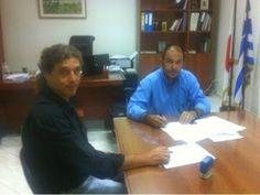 Υπεγράφη η σύμβαση για την εγκατάσταση Φυσικού Αερίου στο Γ. Ν. Θηβών read more http://thivarealnews.blogspot.gr/2014/09/blog-post_0.html