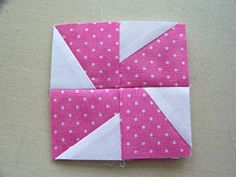 Sew Lux Fabric : Blog: Bitty Block Tutorial + Giveaway