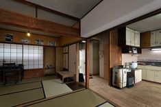 昭和33年完成の「西長堀アパート」がリノベーションで甦る!募集住戸のモデルルームと当時のままの住戸「復刻住宅」を公開!