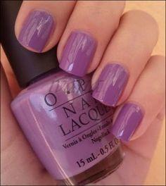 OPI A Grape Fit by BRIGHTANDBEYOUTIFUL