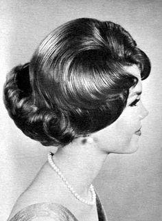 1960s Hair, Hair Flip, Hair Brained, Big Hair, Vintage Hairstyles, Updos, Photo And Video, Elegant, My Style