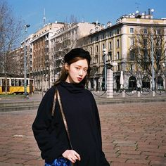 People Are Calling Lee Sung Kyung the Gigi Hadid of South Korea Lee Sung Kyung Photoshoot, Lee Sung Kyung Fashion, Lee Sung Kyung Style, Korean Actresses, Korean Actors, Actors & Actresses, Asian Actors, Sung Hyun, Weightlifting Fairy Kim Bok Joo