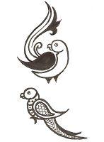 By Rosana Araújo* When I visited Vrndavana (India) in February the only intention I had was to worship Krishna in that holy pl. Wedding Mehndi Designs, Mehndi Art Designs, Mehndi Patterns, Henna Kunst, Henna Art, Kalamkari Painting, Tanjore Painting, Pichwai Paintings, Indian Art Paintings
