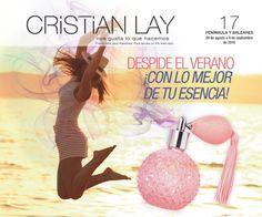 Campaña 17, cristian lay