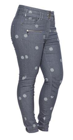 Carmakoma jeans Celine dot http://www.geweldigematen.nl/webshop/geweldige_kleding/jeans/carmakoma_jeans_celine_dot/