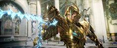 Novas imagens de Os Cavaleiros do Zodíaco: A Lenda do Santuário