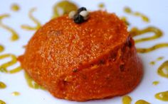 Salsa de Berenjenas | Recetas Veganas Vegetarianas