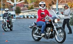 Groupon - $ 49 for a Three-Hour Introductory Motorcycle Riding Lesson at Motorcycle University ($ 99 Value). Groupon deal price: $49.00